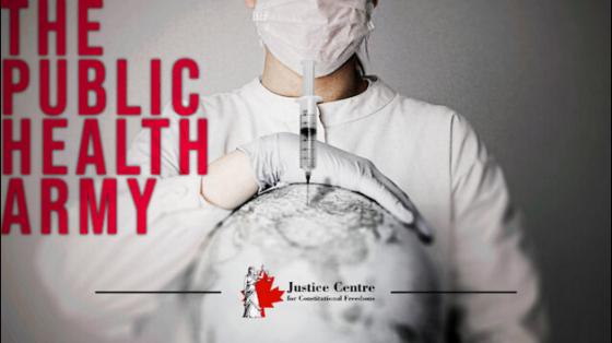 The Public Health Army, Justice Centre 15 April 2021