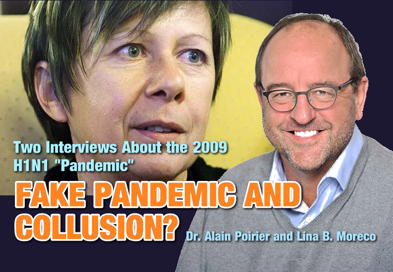 """Fake Pandemic and Collusion? Two Interviews about the 2009 H1N1 """"Pandemic"""""""