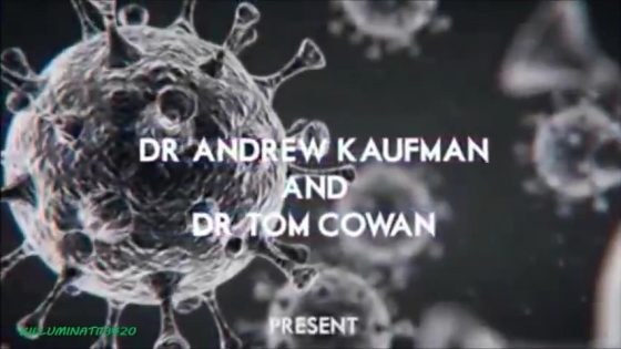 Dr. Andrew Kaufman and Dr. Tom Cowan