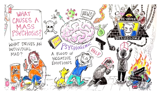 What Causes a Mass Psychosis
