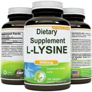 L-Lysine Dietary Supplement
