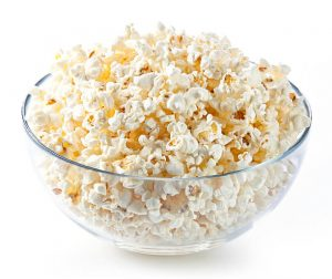 Popcorn, the perfect food for eating with ENGEVITA YEAST