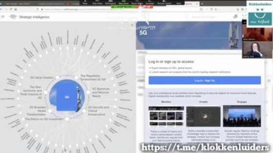 WEF - COVID - 5G - Enhanced Genes - The Great Reset