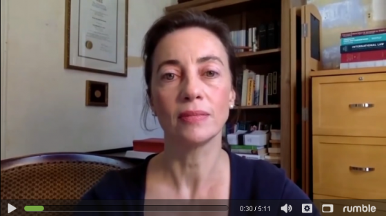 Dr. Julie Ponesse, Professor of Ethics, University of Western