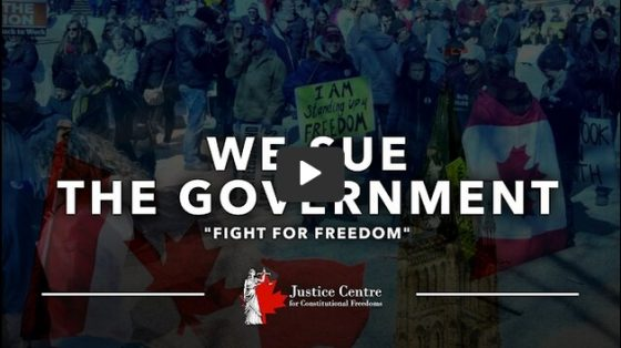 JCCF - We Sue the Government